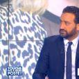 """""""Cyril Hanouna dans  Touche pas à mon poste  sur D8, le jeudi 2 juillet 2015."""""""