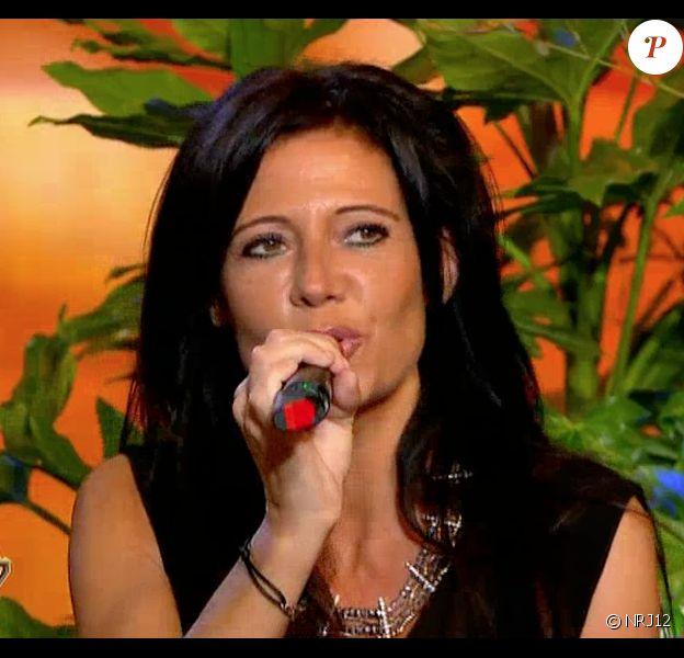 Nathalie explique les raisons pour lesquelles elle et Vivian ont rompu. Emission Les Anges 7, les retrouvailles, diffusée le 5 juillet 2015 sur NRJ12.