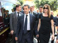 Obsèques de Charles Pasqua : Nicolas Sarkozy et Carla, unis pour lui dire adieu