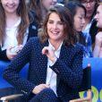 """Cobie Smulders assiste à l'émission """"Good Morning America"""" à New York le 29 avril 2015"""