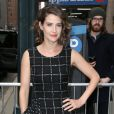 """Cobie Smulders - Arrivée des people à la présentation de """"Variety's Power of Women New York"""" par Lifetime à New York, le 24 avril 2015."""