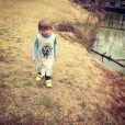 Wylie, le fils de Lena Headey - Photo postée sur Instagram