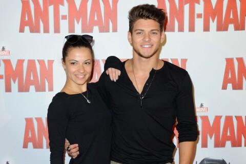 Rayane Bensetti et Denitsa : Duo complice pour l'avant-première d'Ant-Man