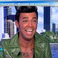 Bruno dans les Anges de la télé-réalité 4, le mag, jeudi 3 mai 2012 sur NRJ 12
