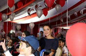 PHOTOS : Rania de Jordanie très en beauté pour fêter la fin du Ramadan !