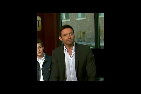 Hugh Jackman : Sa réponse à son épouse jalouse