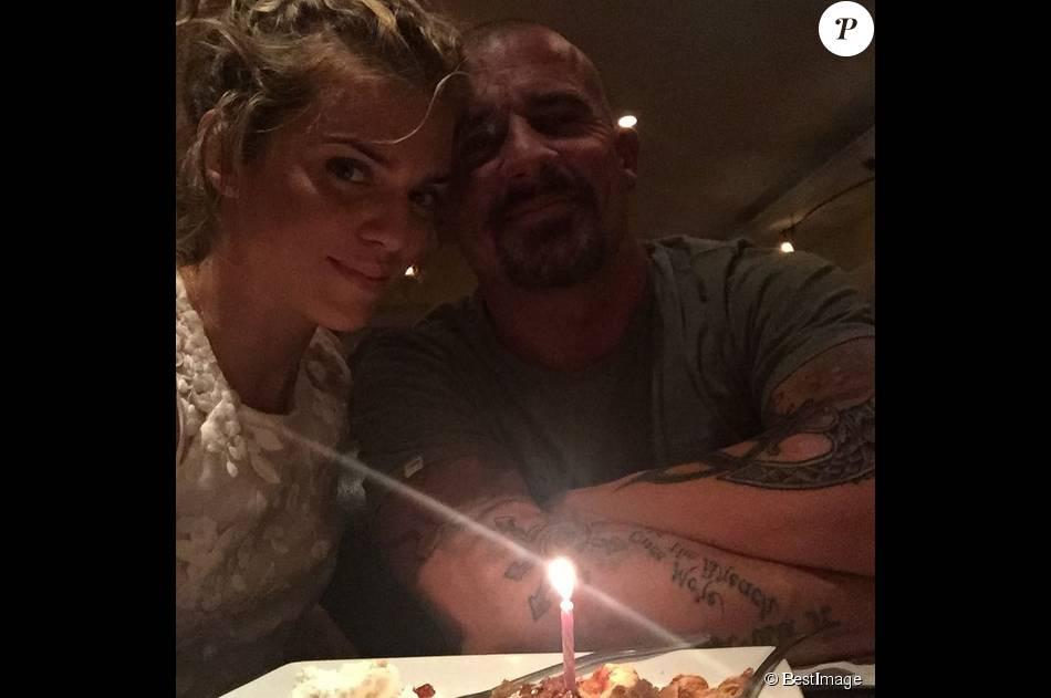 AnnaLynne McCord et son compagnon Dominic Purcell ont passé la soirée ensemble le 14 juillet 2015. Se sont-ils remis en couple ?