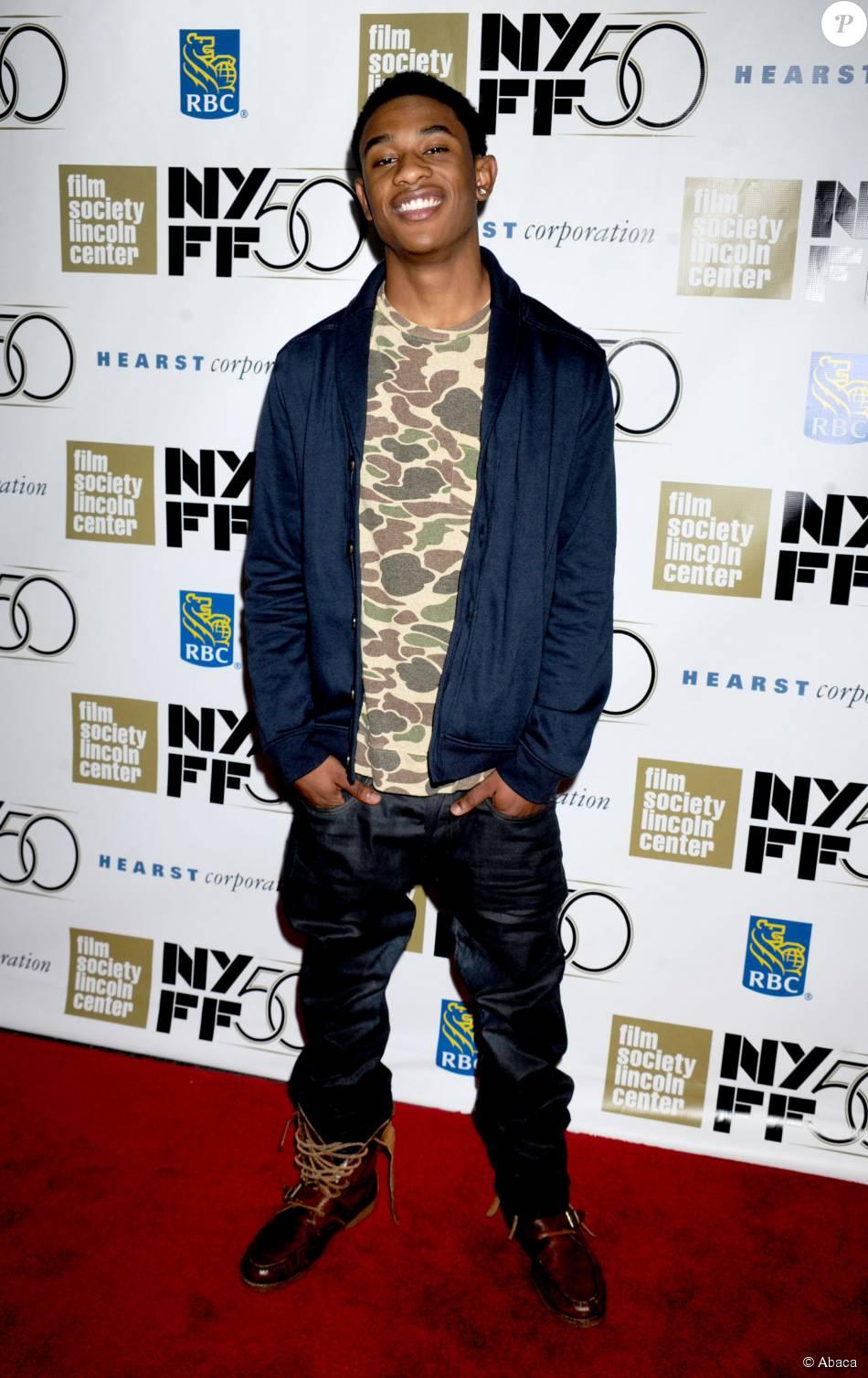 Justin Martin lors d'une projection de 'Flight' pour le 50e festival du film de New York le 14 octobre 2012