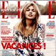 Louane Emera en couverture de Elle