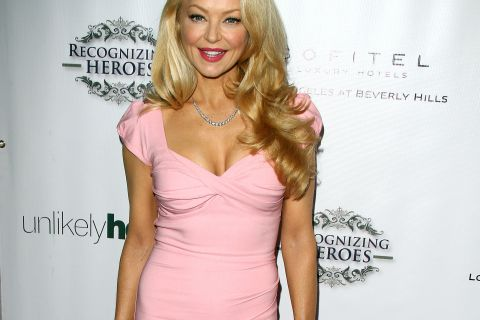 Charlotte Ross victime de violences conjugales : La blonde contre-attaque