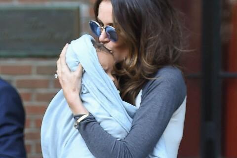 Nicole Trunfio : Maman stylée et câline avec son adorable Zion