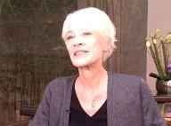 """Françoise Hardy, fatiguée mais souriante : Une """"miraculée"""" devant la caméra"""