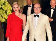 Albert et Charlène de Monaco : Un couple amoureux au chic Gala de la Croix-Rouge