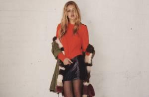 Gigi Hadid : Nouvelle égérie Topshop pour un automne-hiver stylé
