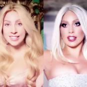 Lady Gaga, sans et avec maquillage : La superstar dévoile sa routine beauté