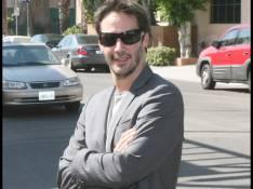 REPORTAGE PHOTOS : Carton jaune pour Keanu Reeves !
