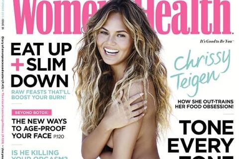 Chrissy Teigen, entièrement nue, parle d'une future grossesse...