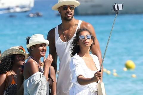 Tyson Chandler : Muscles et selfie, la star de la NBA séduite par Saint-Tropez
