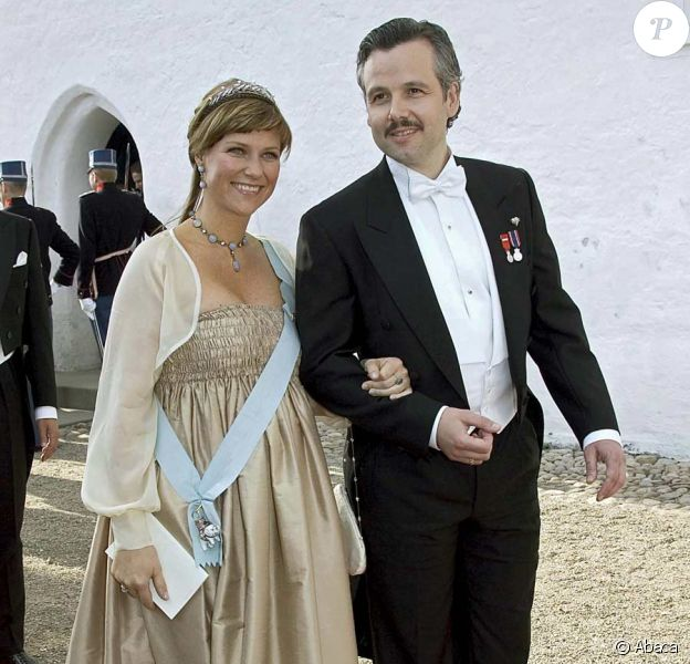 Märtha-Louise de Norvège et Ari Behn