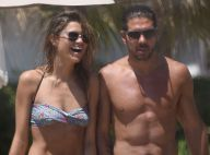 Diego Simeone (Atletico Madrid) : Soleil et câlins avec sa jeune et sexy Carla