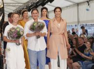 Princesse Mary : Classe mannequin sur le podium à la Fashion Week de Copenhague