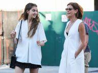 Teri Hatcher : Moment de détente et complice avec sa fille Emerson