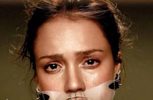 PHOTOS : Quand Jessica Alba est à nouveau... muette !