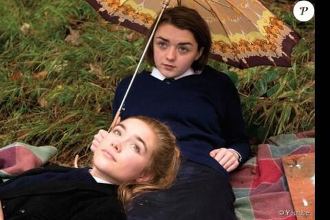 Maisie Williams (Game of Thrones) raconte sa 1ere scène de sexe au cinéma