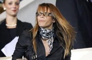 REPORTAGE PHOTOS : Laure Manaudou, au stade de Bordeaux, supporte... son nouveau chéri !