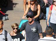 David et Victoria Beckham en famille : journée de rêve à Disneyland !