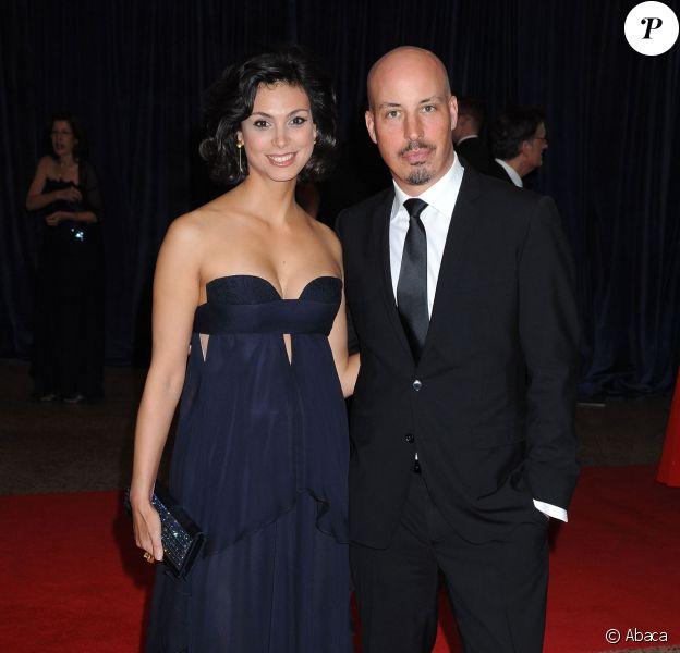 Morena Baccarin et son mari Austin Chick - White House Correspondents' Association (WHCA) dinner à Washington, le 27 avril 2013