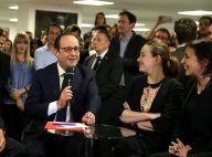 François Hollande, nostalgique ? Sa petite blague à Axelle Lemaire, enceinte