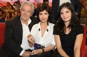 Evelyne Bouix, son mari Pierre Arditi et sa fille Salomé Lelouch: Que du bonheur