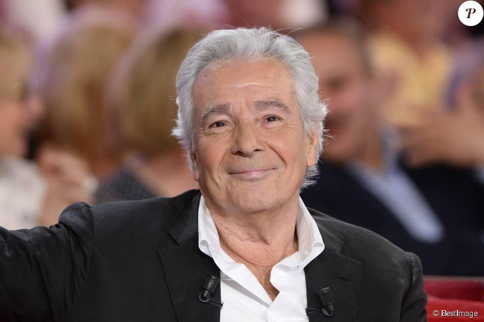 Pierre Arditi - Enregistrement de l'émission Vivement ...