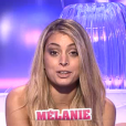 Mélanie - Quotidienne de  Secret Story 9 , diffusée sur NT1, le 3 septembre 2015.