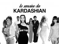 Kim Kardashian, Kylie & Kendall... Retour sur la semaine des Kardashian (VIDEO)