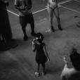 Blue Ivy dans les coulisses de la répétition de sa maman Beyoncé pour le festival Budweiser Made in America. Photo publiée le 5 septembre 2015.