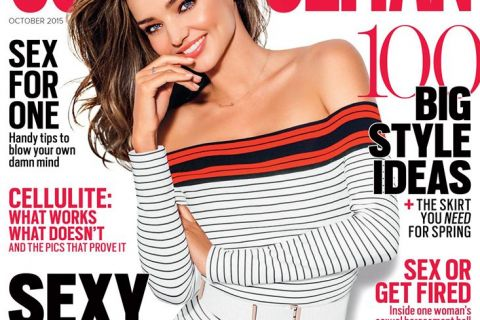 Miranda Kerr : Top model irrésistible au régime équilibré