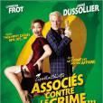 """""""Affiche du film Associés contre le crime"""""""