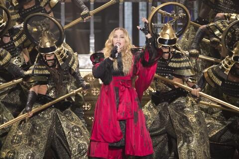 """Madonna : Premières scènes impressionnantes du """"Rebel Heart Tour"""""""