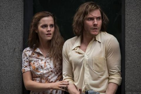 """Emma Watson, femme courage, prête à tout pour sauver son homme dans """"Colonia"""""""