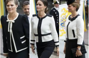 Victoria de Suède, enceinte, s'endort, Madeleine et Sofia jumelles malgré elles!