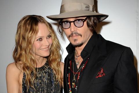 """Johnny Depp : """"Si quelqu'un harcèle mes enfants, je le détruirais"""""""