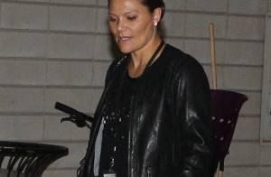 Victoria de Suède, enceinte : Rockeuse pour U2, lumineuse et émue le lendemain