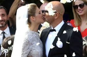 Pascal Obispo marié : Le chanteur a épousé sa belle Julie Hantson