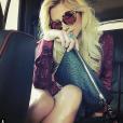 Kesha a rajouté une photo d'elle sur Instagram