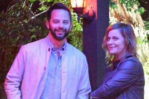Amy Poehler et Nick Kroll : Le couple s'est séparé !