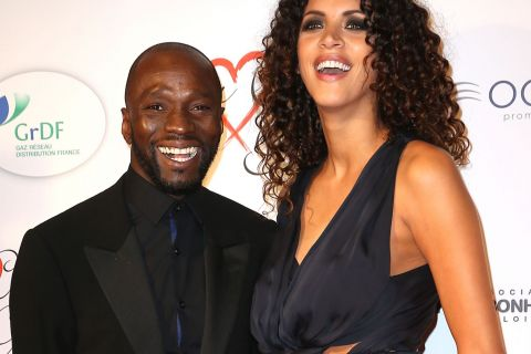 Noémie Lenoir et Claude Makelele : Les parents du petit Kelyan complices