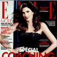 Cindy Crawford en couverture de ELLE France
