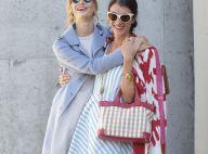 Fashion Week : Beatrice Borromeo radieuse avec sa belle-soeur aux défilés